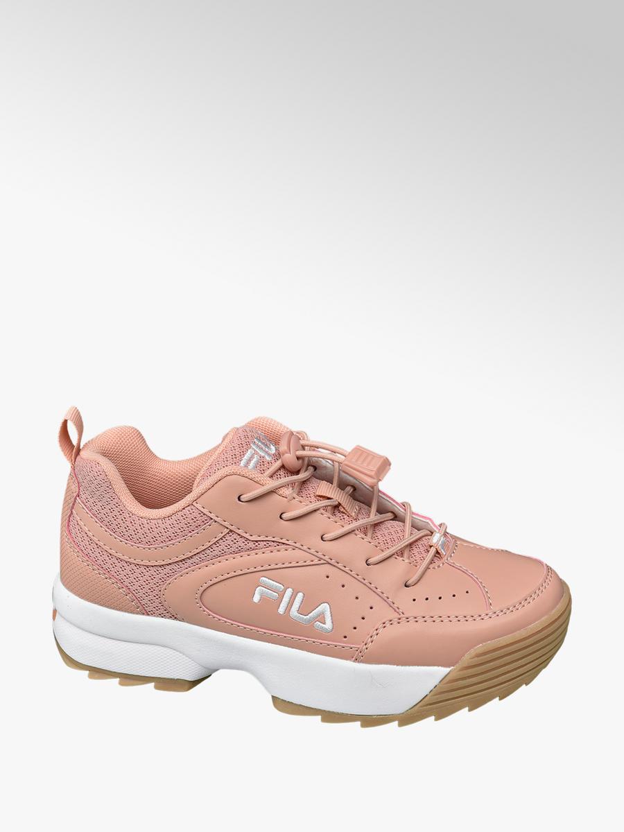 827c9ddcc08e0 Deichmann Chunky Fila In Rosa Sneaker Von BoQCshrdxt