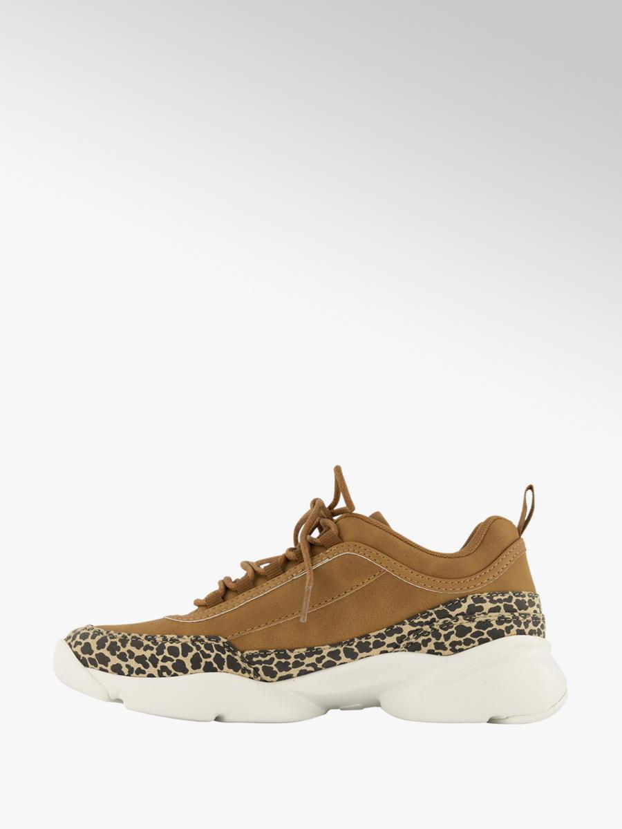 najlepsze buty sklep internetowy dobra obsługa Chunky Sneaker von Fila in braun - DEICHMANN