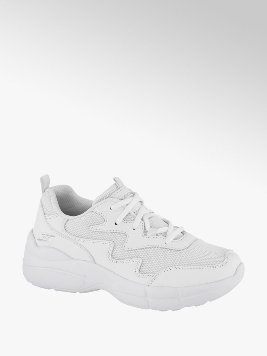 Sonderrabatt zahlreich in der Vielfalt heiß seeling original Chunky Sneaker von Skechers in weiß - DEICHMANN