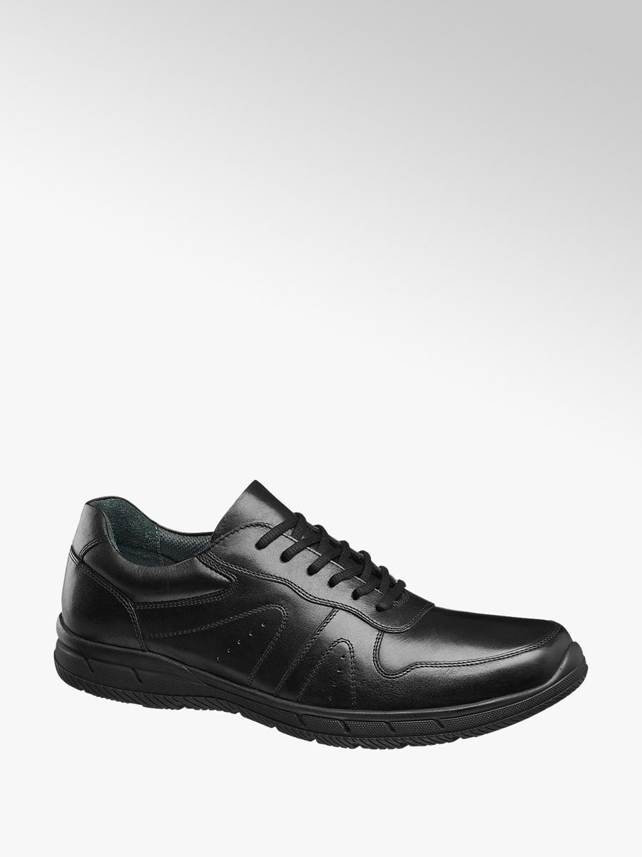 f0be91c2 Claudio Conti Casual Lace-up Men's Shoes Black   Deichmann