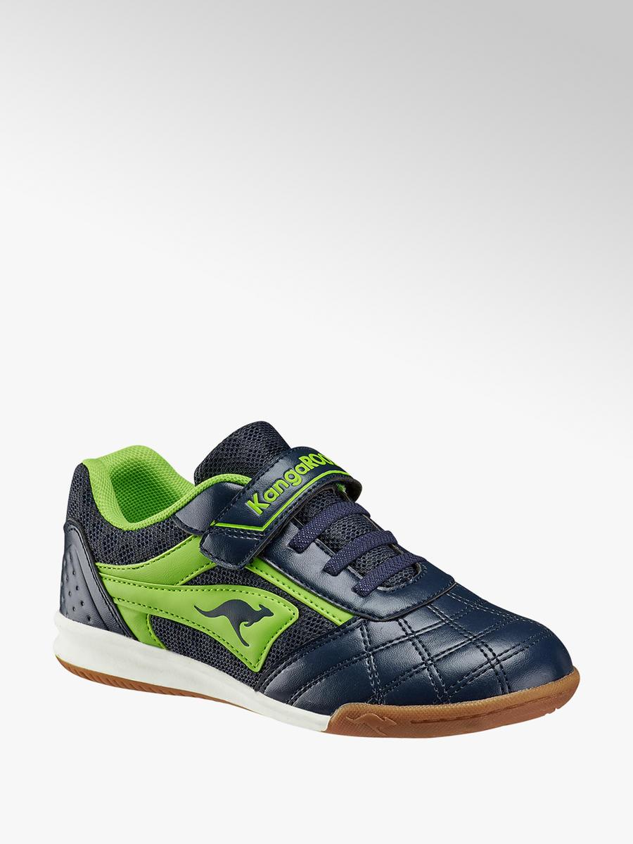 kangaroos scarpe bambino  Comprare scarpa indoor bambino in blu di KangaRoos nel shop online