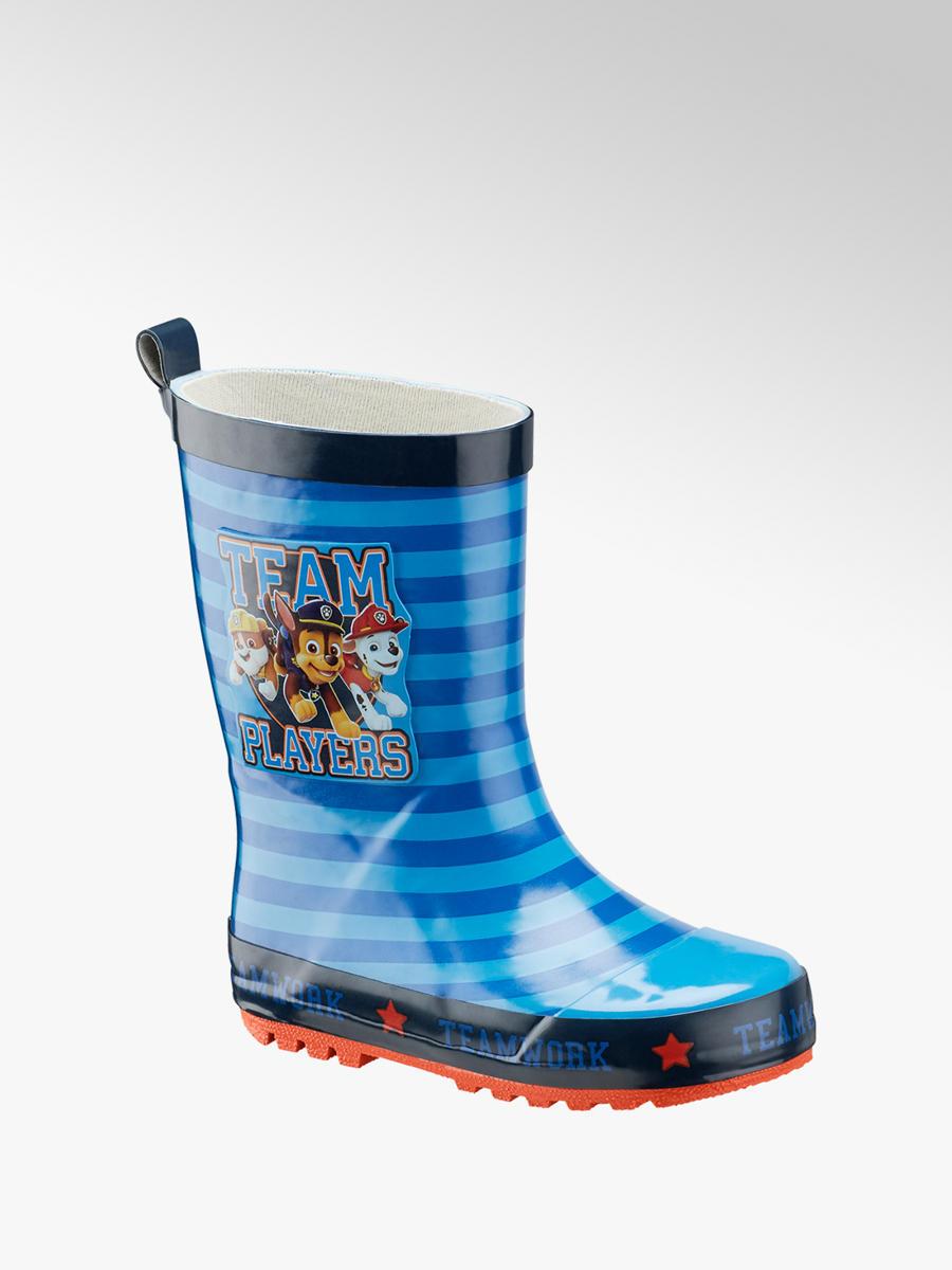 new concept e34fb 2bdca Comprare stivali di gomma bambino in blu di nel shop online