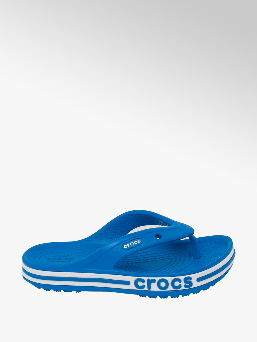 Crocs Junior Boys Bayaband Flip Flops
