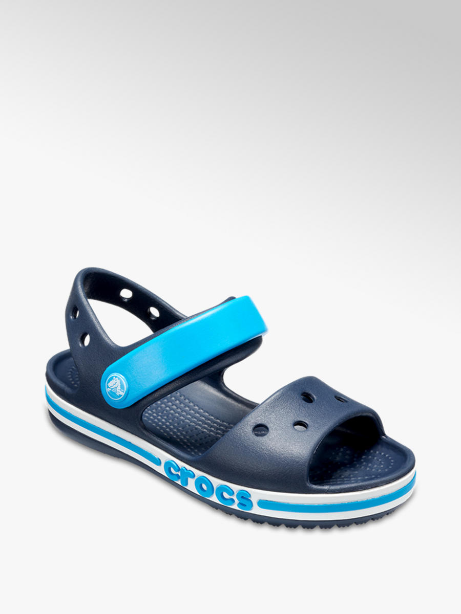 Crocs Junior Boys Blue Sandals |Deichmann