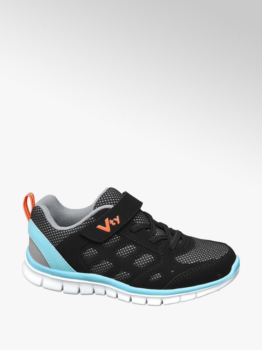 3599a229 Czarne sportowe buty dziecięce Vty - 1810021 - deichmann.com
