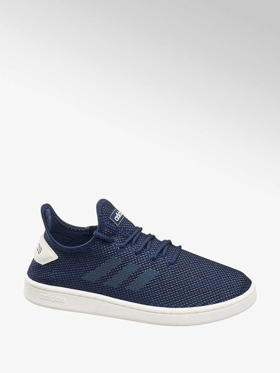 Damen Sneakers Adidas Navyblau Adapt Von Court In EDIYW9Heb2