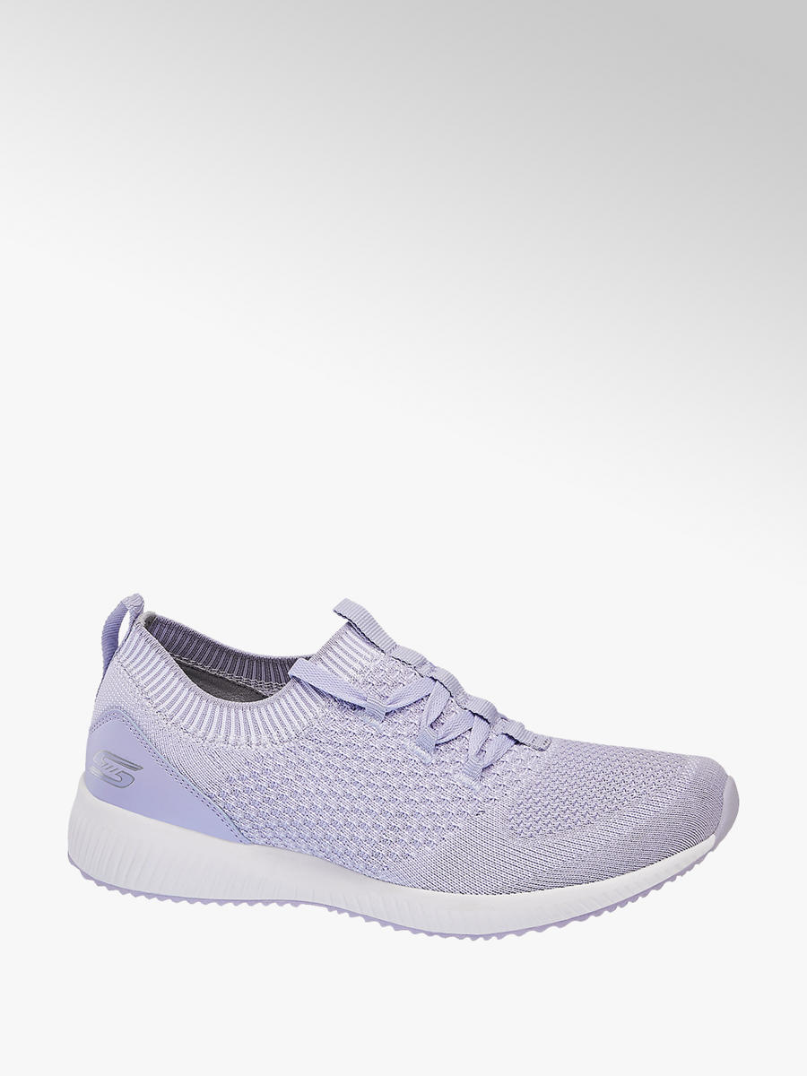Damen Sneakers von Skechers in flieder - deichmann.com