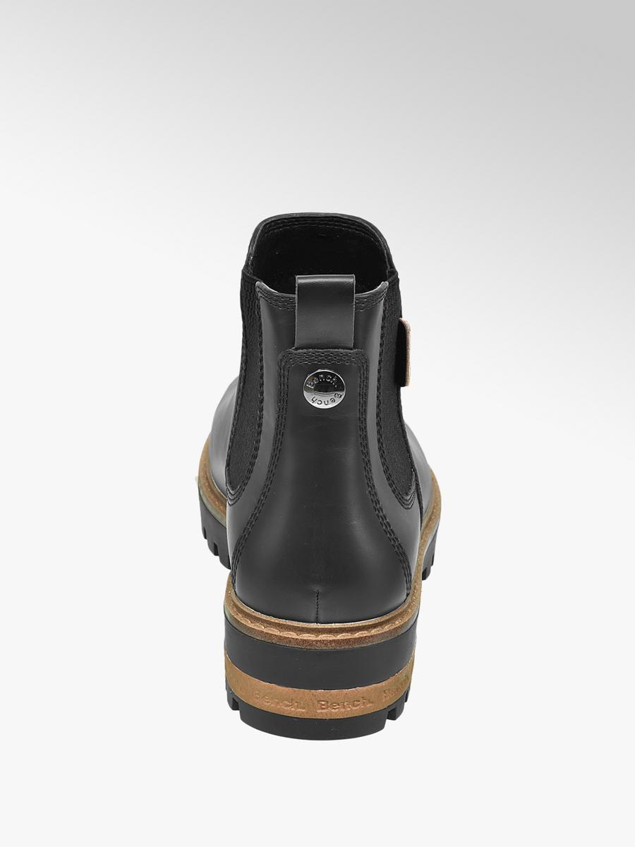 online store 33f3f 8cdb7 Damen Chelsea Boots von Bench in schwarz - deichmann.com