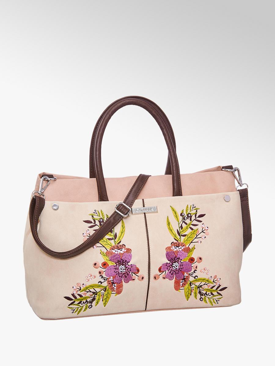 Damen Handtasche Von Catwalk In Pink Deichmann Com