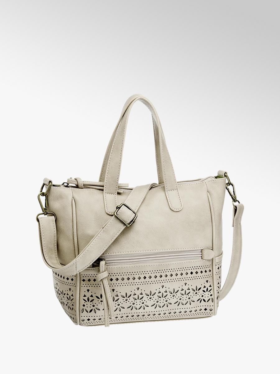 Damen Handtasche Von Graceland In Grau Deichmann Com