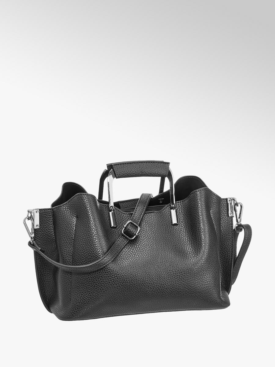 Damen Handtasche Von Graceland In Schwarz Deichmann Com