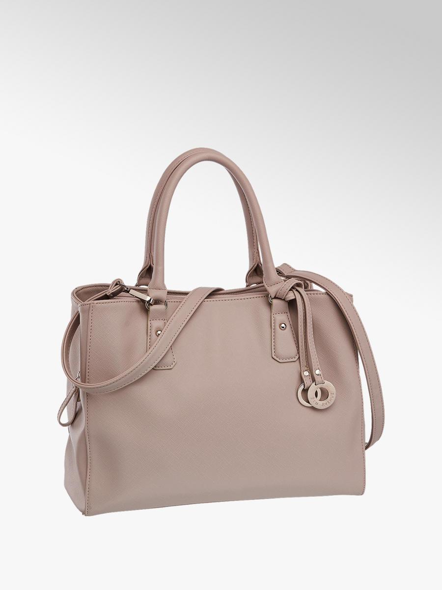 Damen Handtasche Von 5th Avenue In Beige Deichmann Com