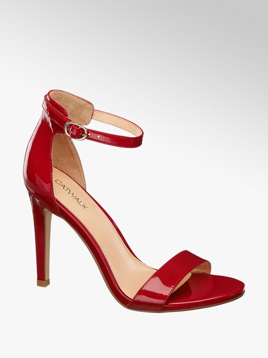 Damen High Heels von Catwalk in rot - deichmann.com b934a753ad