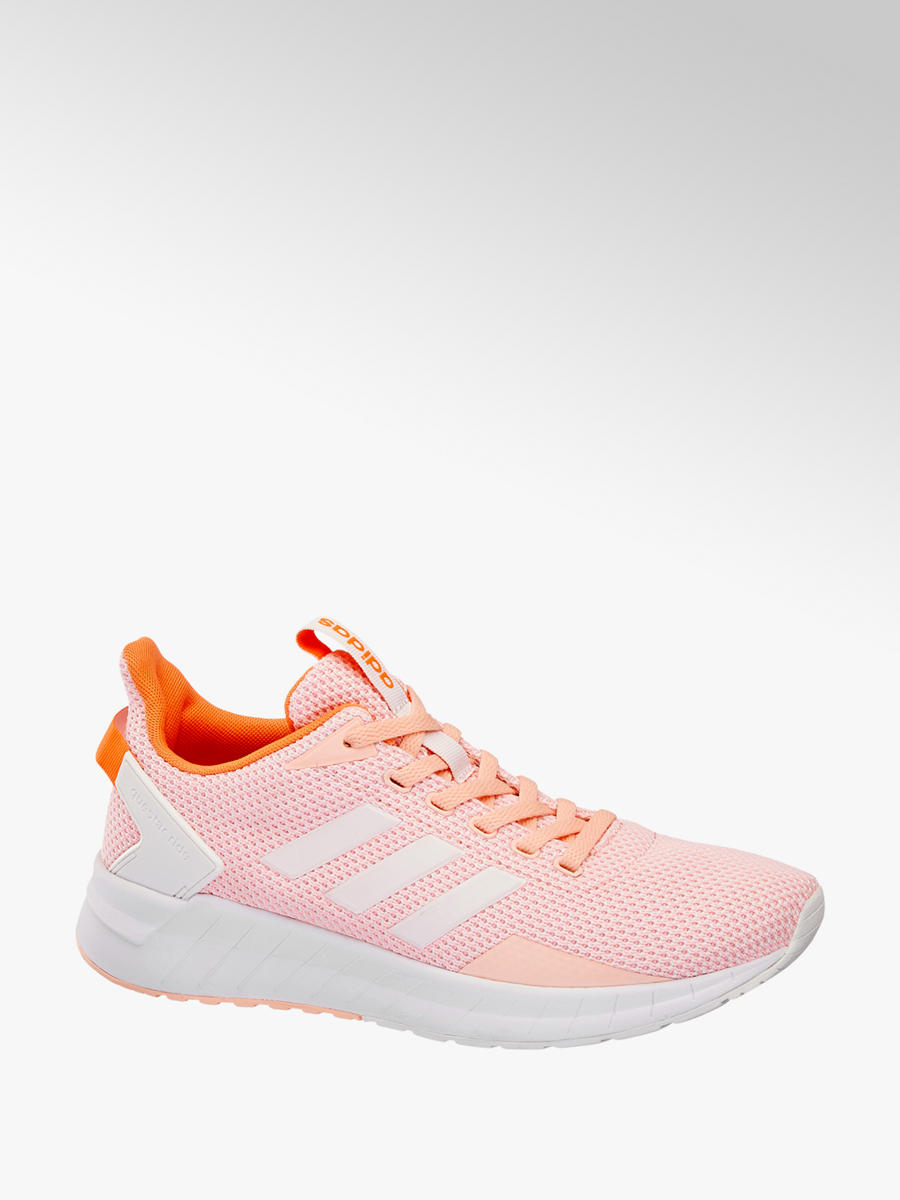 on sale 2e1ce 74b12 Damen Laufschuhe QUESTAR RIDE von adidas in coral - deichman