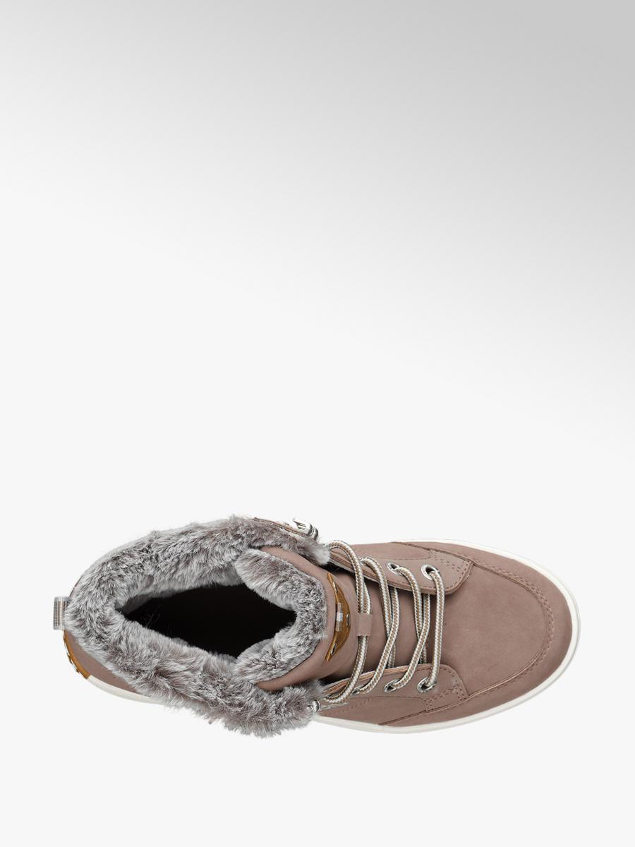 96eefe7280c3c8 Damen Midcut Sneaker in rosa von Bench günstig im Online-Shop kaufen