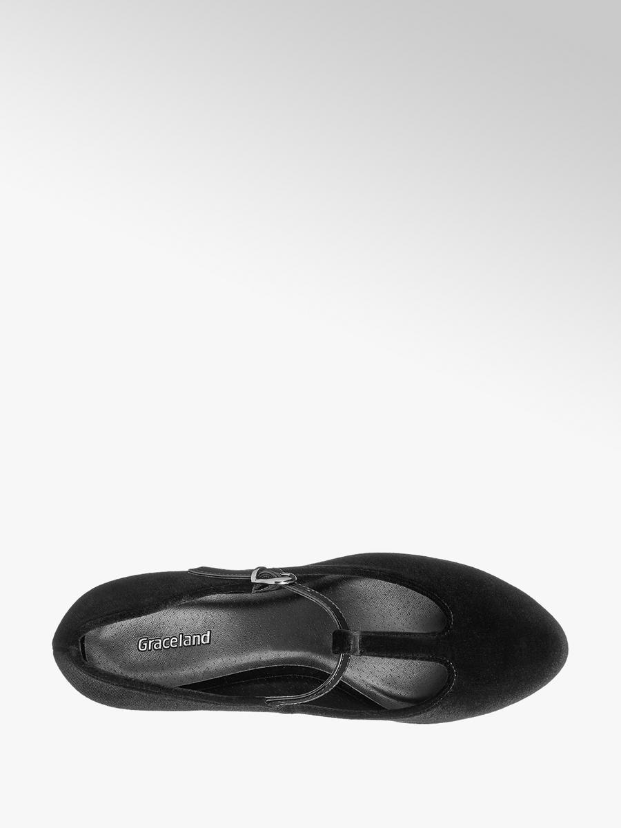 17000a84371 Damen Pumps in schwarz von Graceland günstig im Online-Shop kaufen