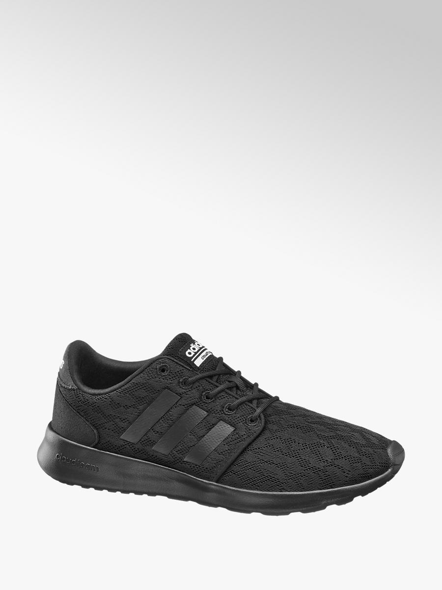 32341a3618bcaf Damen Sneakers CF QT RACER W von adidas in schwarz-weiß - deichmann.com