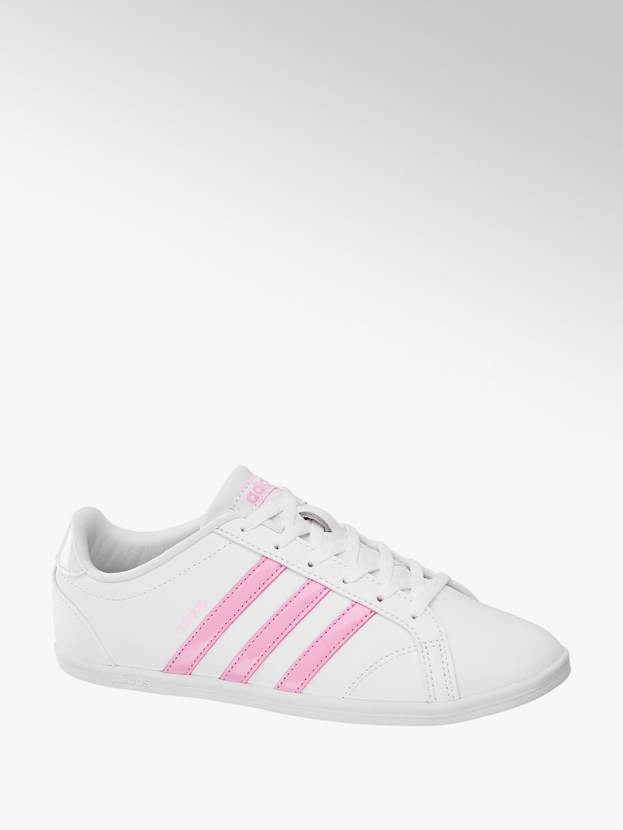 quite nice entire collection many fashionable Damen Sneakers CONEO QT von adidas in weiß - deichmann.com