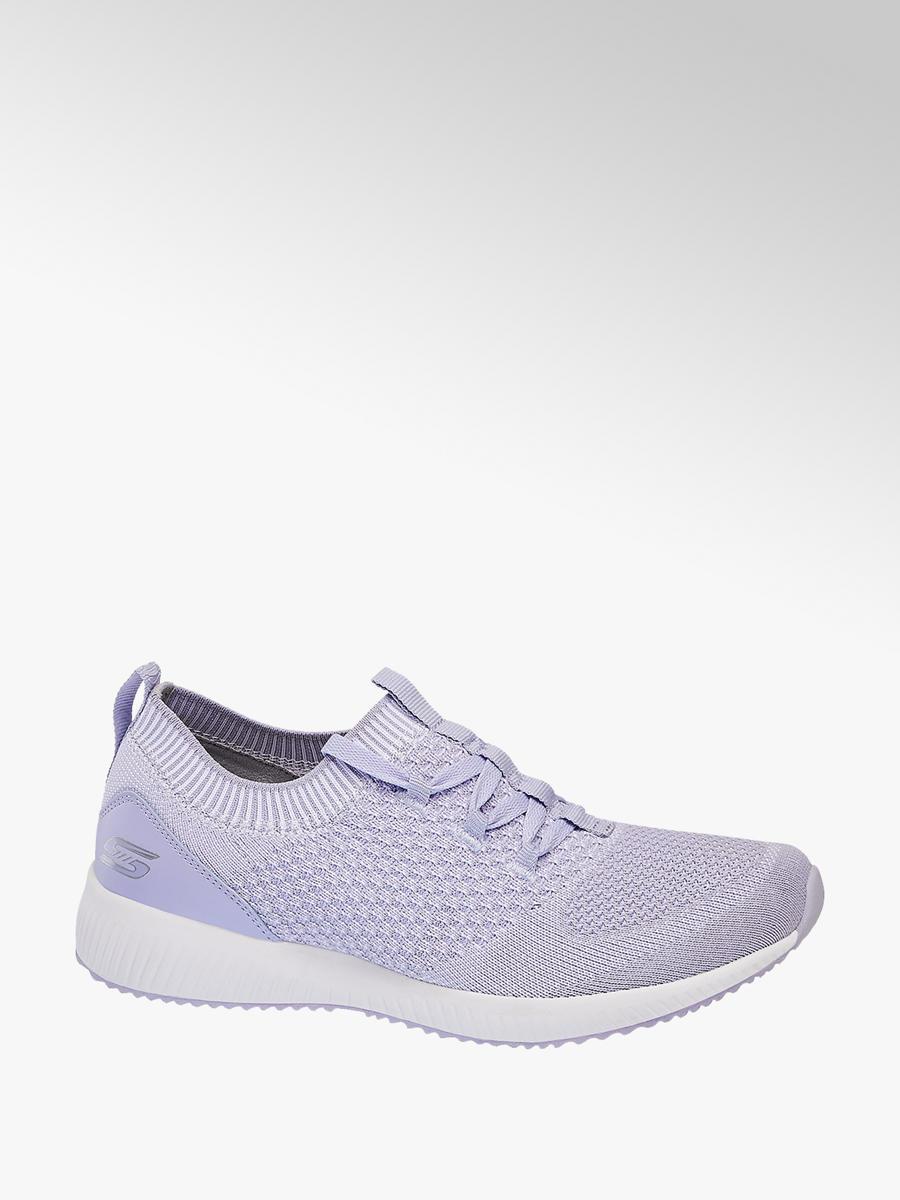 best service 4bc1c 5c6f4 Damen Sneakers von Skechers in flieder - deichmann.com