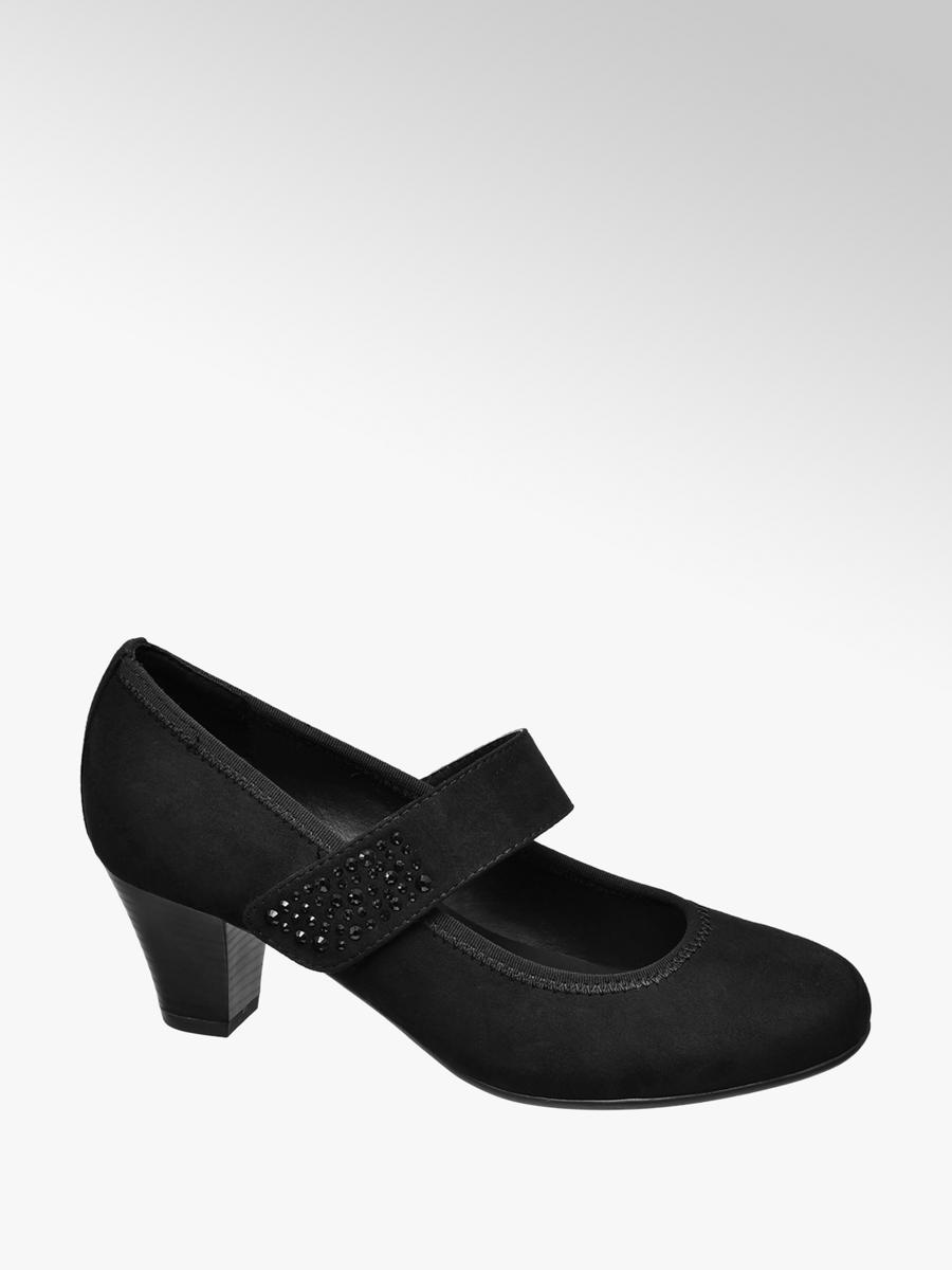 7bb19b003719 Damen Spangen Pumps in schwarz von Graceland günstig im Online-Shop kaufen