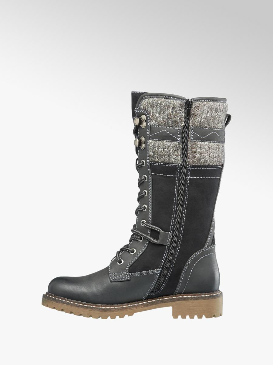 4c848650ca4139 Damen Stiefel in grau von Landrover günstig im Online-Shop kaufen