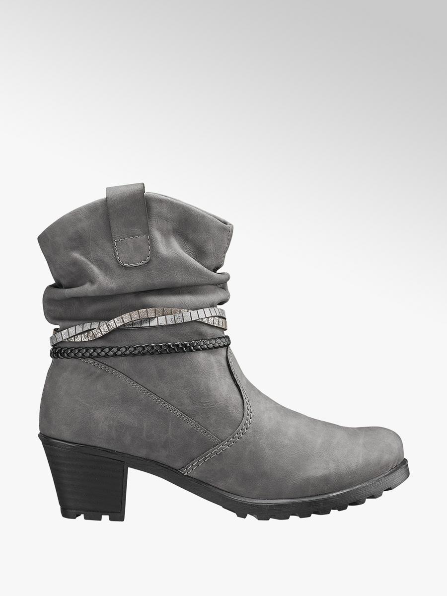 Damen Stiefelette in grau von Rieker günstig im Online-Shop kaufen 67a7d33dfc