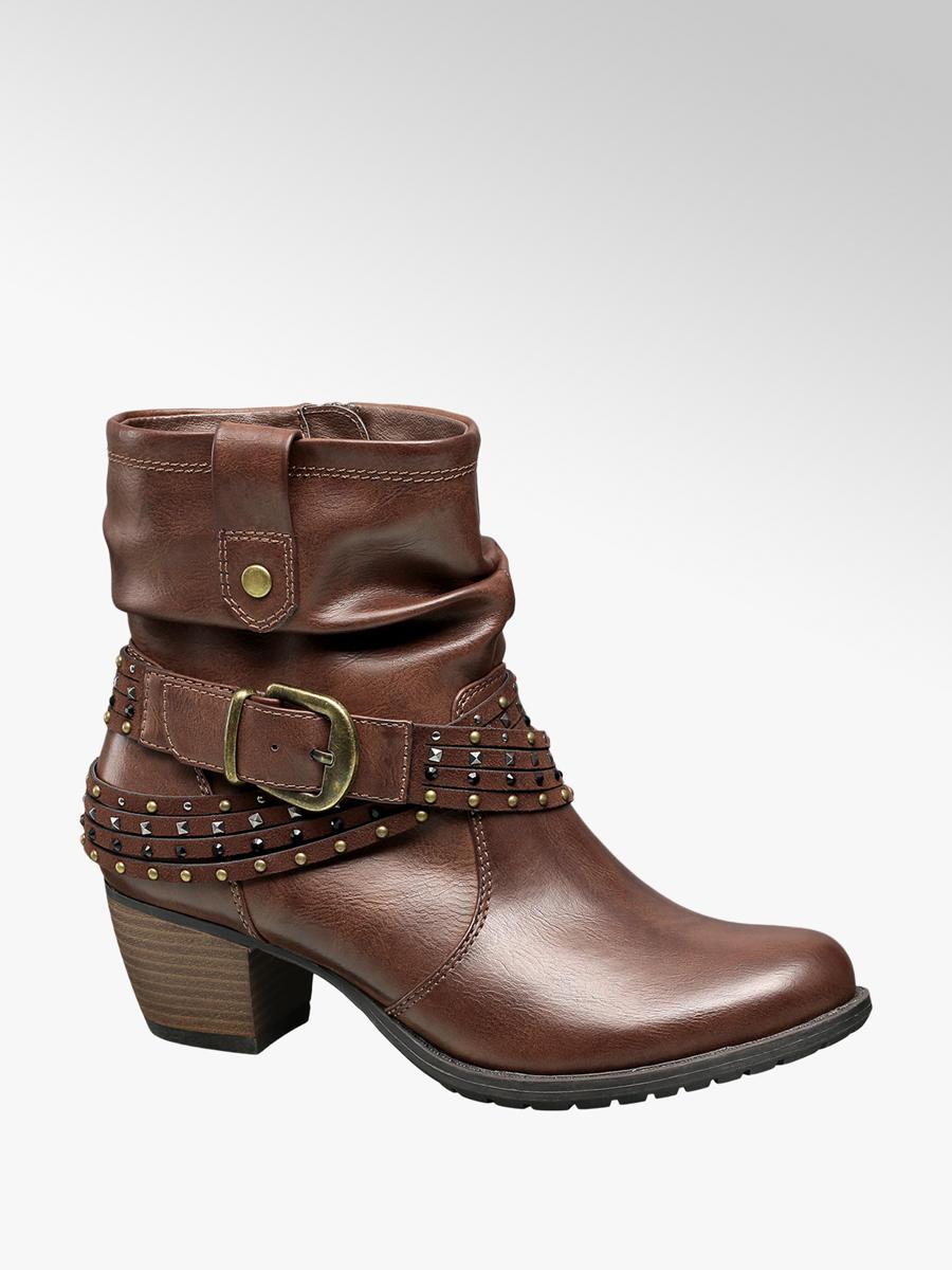 neueste näher an Outlet-Verkauf Damen Stiefeletten von Graceland in braun - deichmann.com