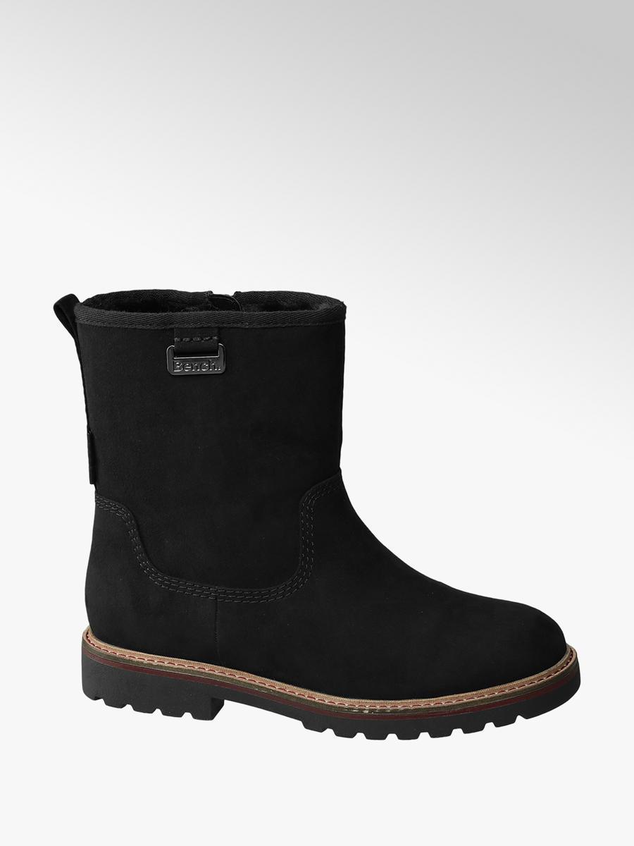 a89e77cb5e31d9 Damen TEX Boot in schwarz von Bench günstig im Online-Shop kaufen