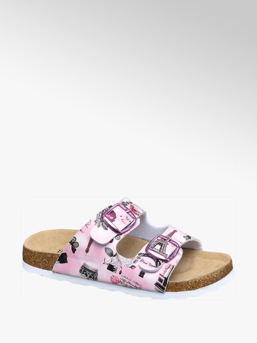 e41789d203 Detská domáca obuv značky Björndal vo farbe ružová - deichmann.com