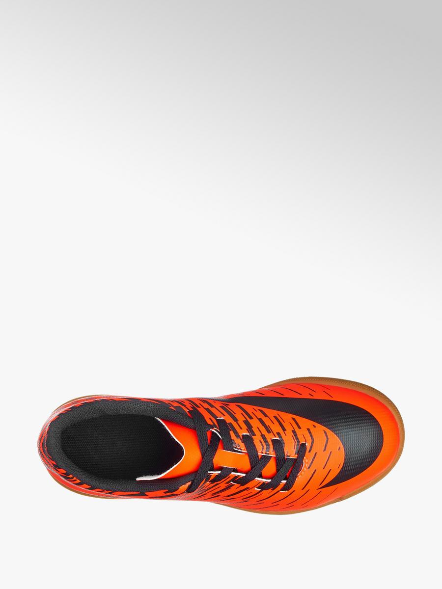 Detská halová obuv Jr. Bravata II Ic značky NIKE vo farbe oranžová ... da3b69cc4ce