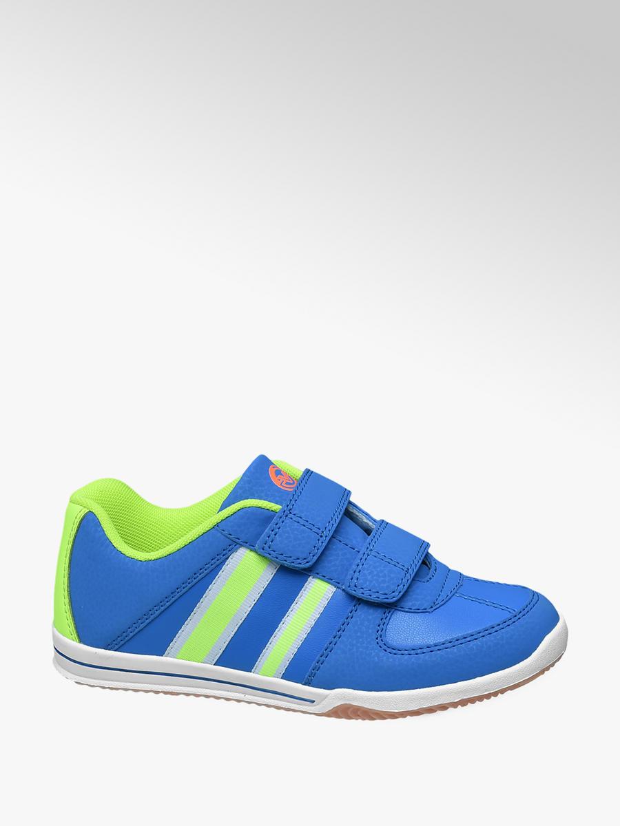 871f8a066831 Detská halová obuv na suchý zips značky Victory vo farbe modrá -  deichmann.com