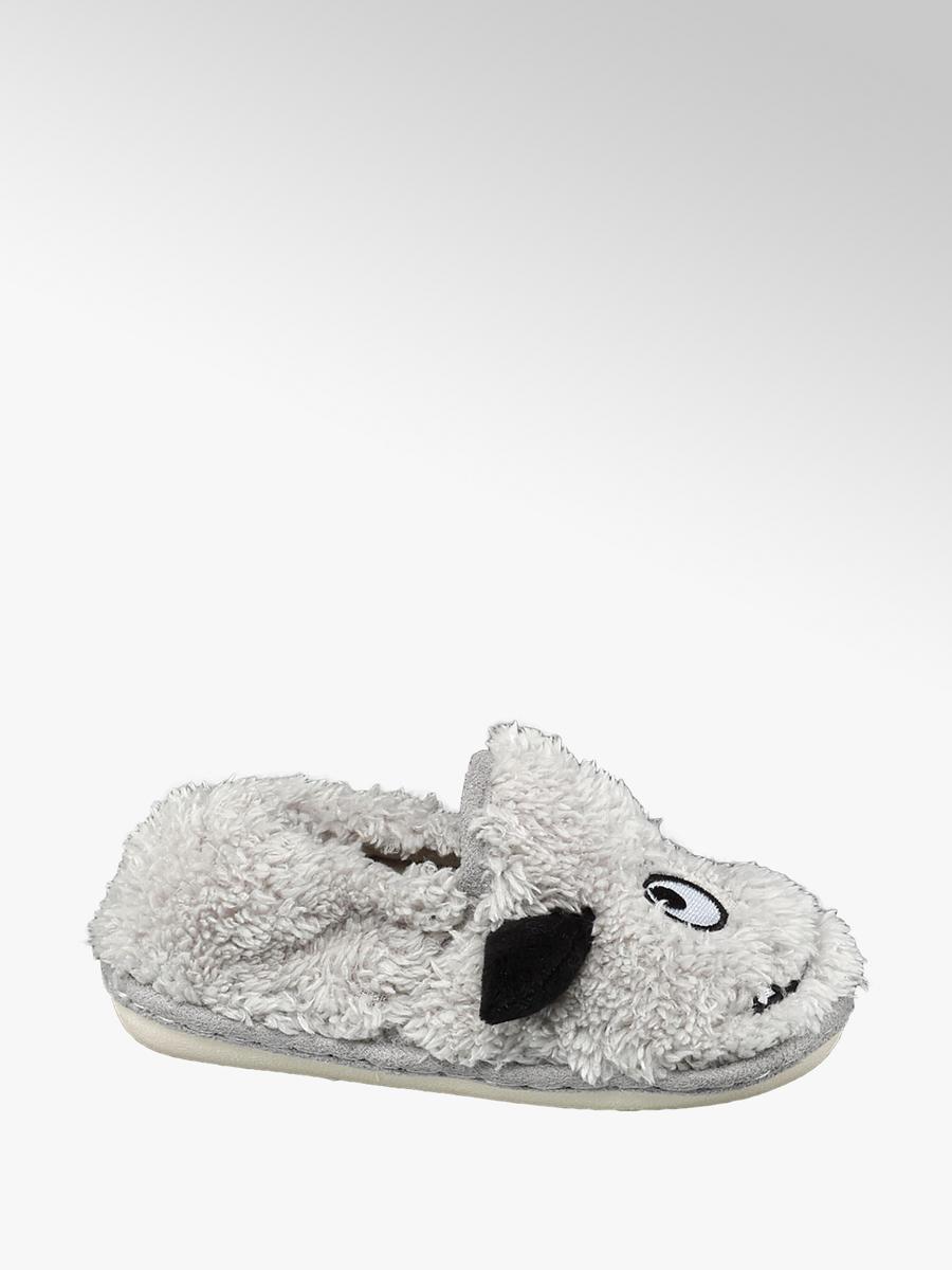 2c0d27f85f Detské papučky značky Victory vo farbe sivá - deichmann.com