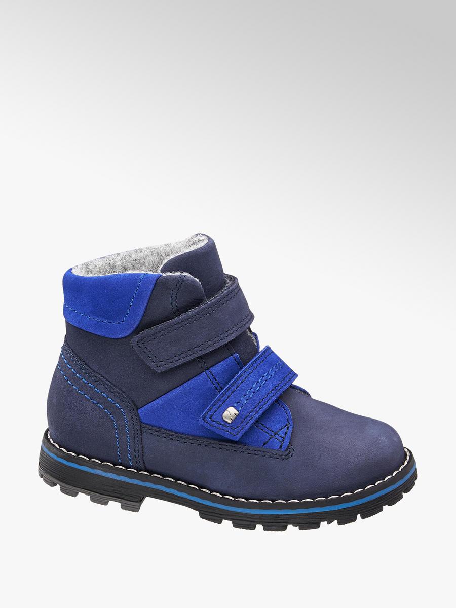 Detská zimná obuv značky Elefanten vo farbe modrá - deichmann.com 3941dc93e2