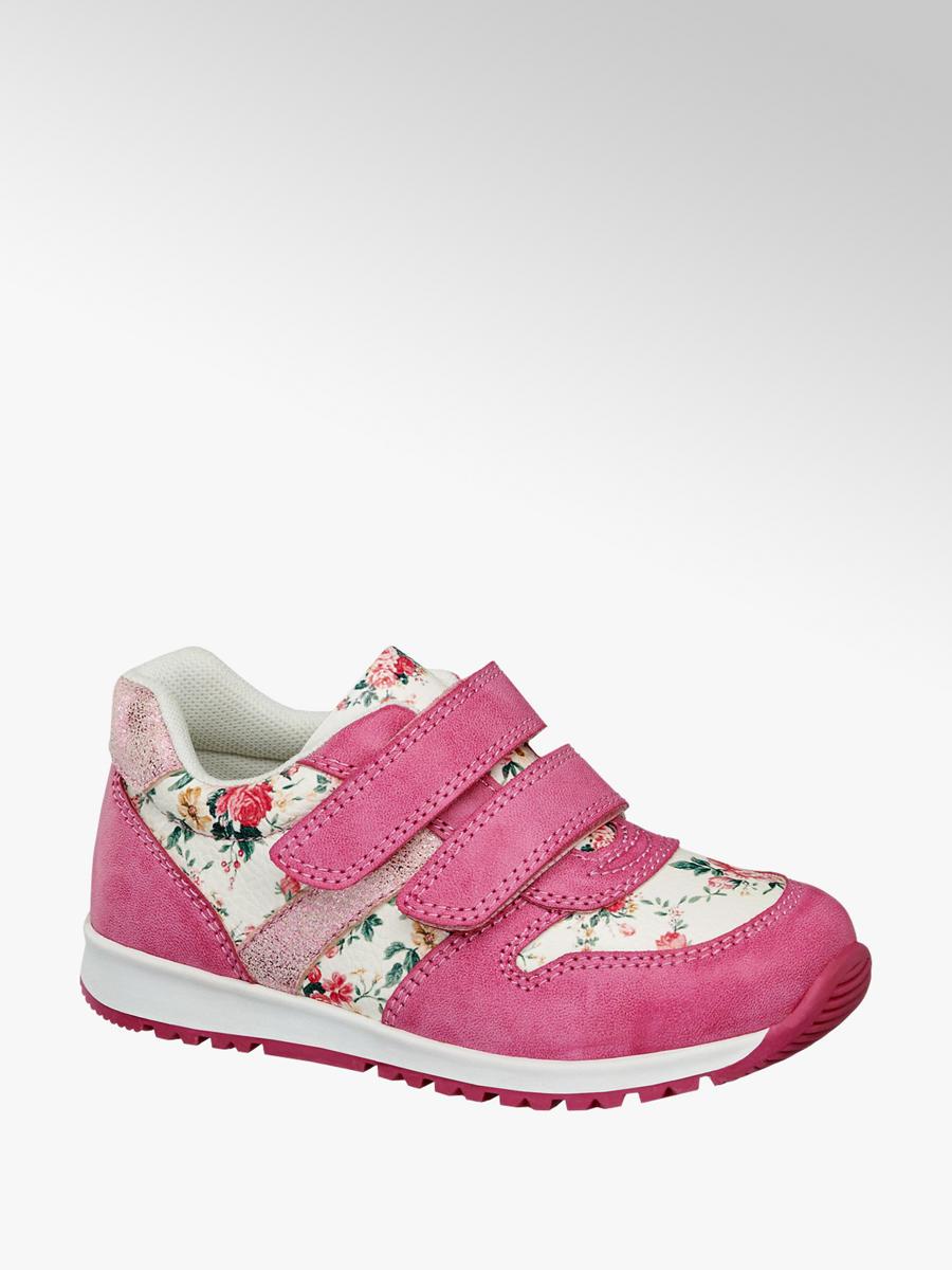 a9a1d244aaed Dievčenské poltopánky na suchý zips značky Cupcake Couture vo farbe  fuksiová - deichmann.com