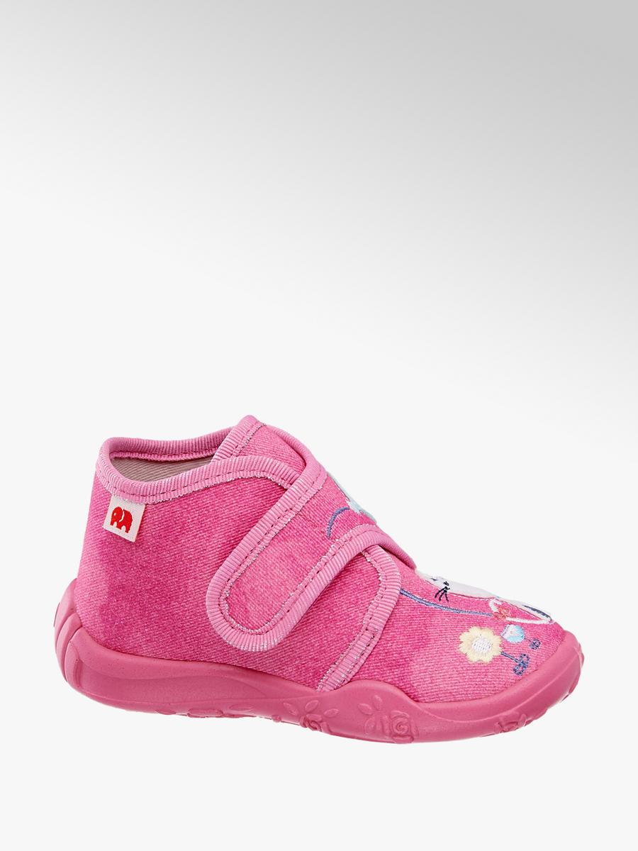 Domácí obuv značky Elefanten v barvě růžová - deichmann.com ce261bdaa3