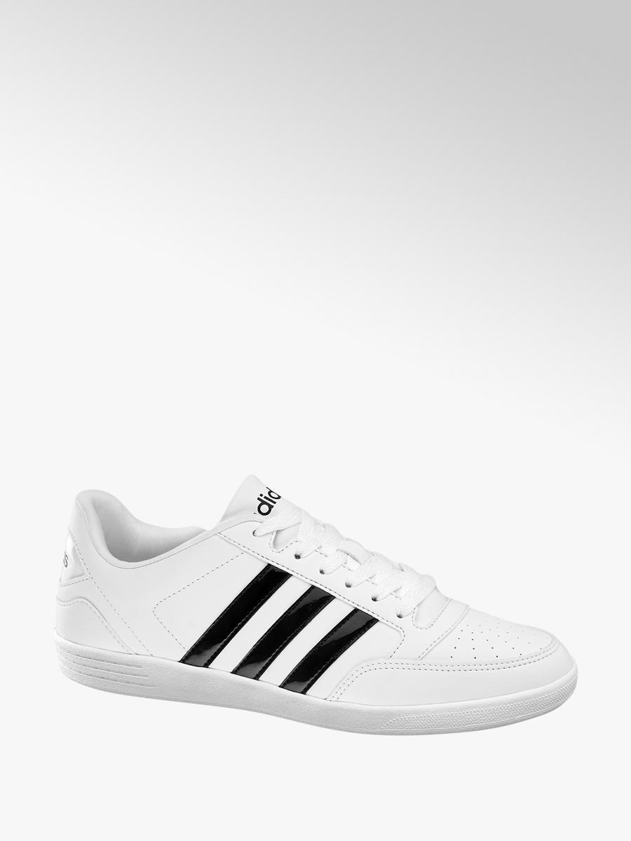 Fehér HOOPS VL LO női sneaker - Adidas  9de78c1333