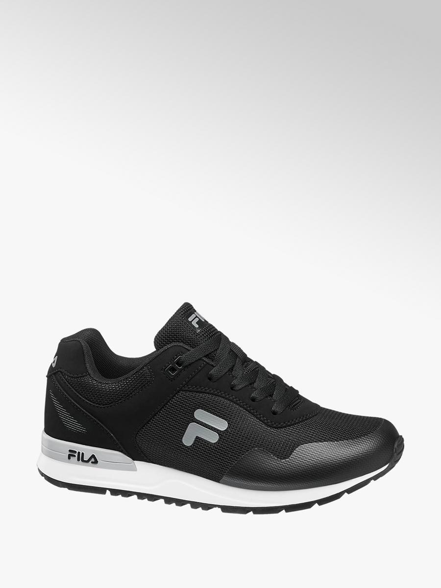 88baf8ca4b Fekete férfi retro sneaker - Fila   DEICHMANN