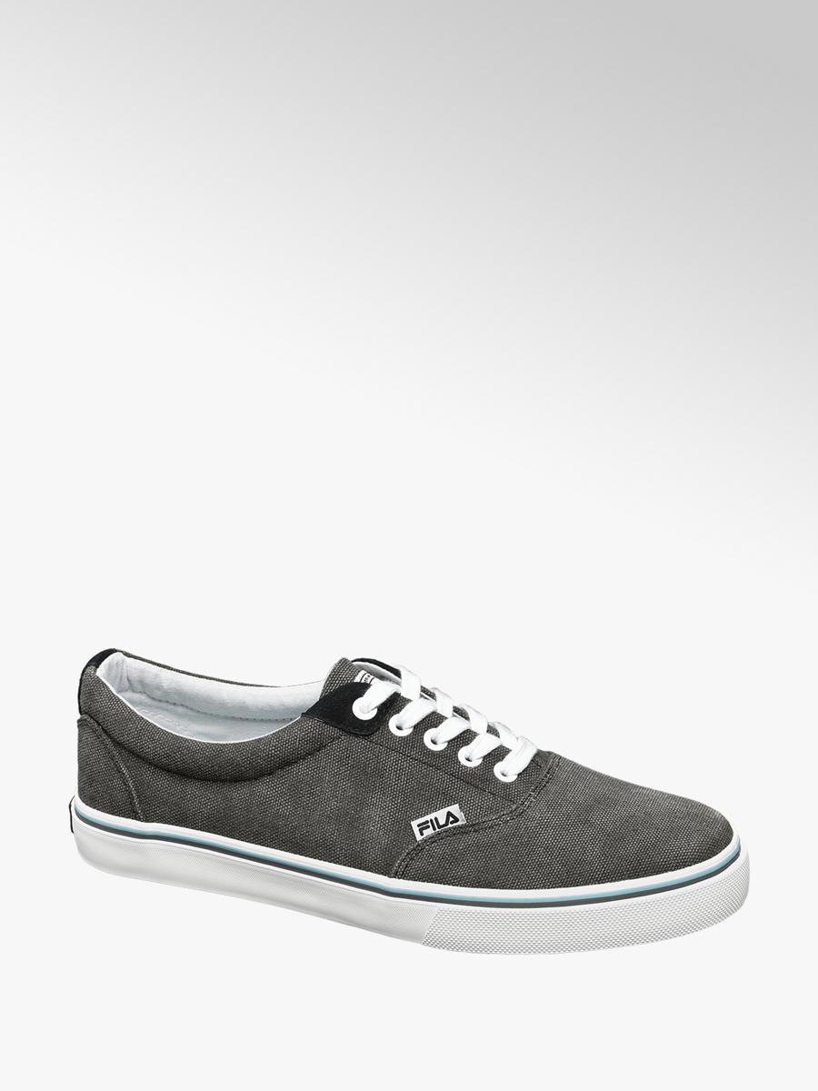 e24c2680a3d Fila Grijze canvas sneaker - Gratis Bezorgd & Retour | vanHaren.nl