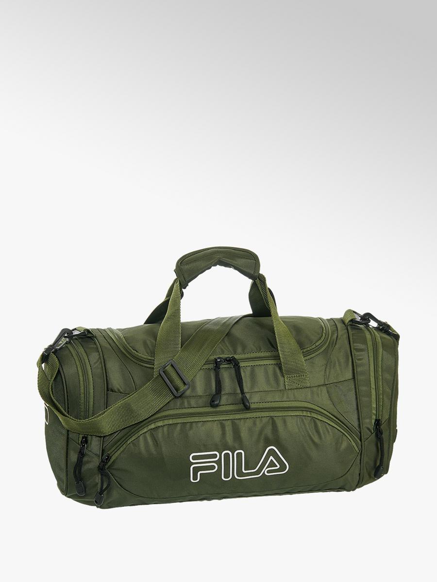3669a80005c3fd Fila Khaki Gym Bag | Deichmann
