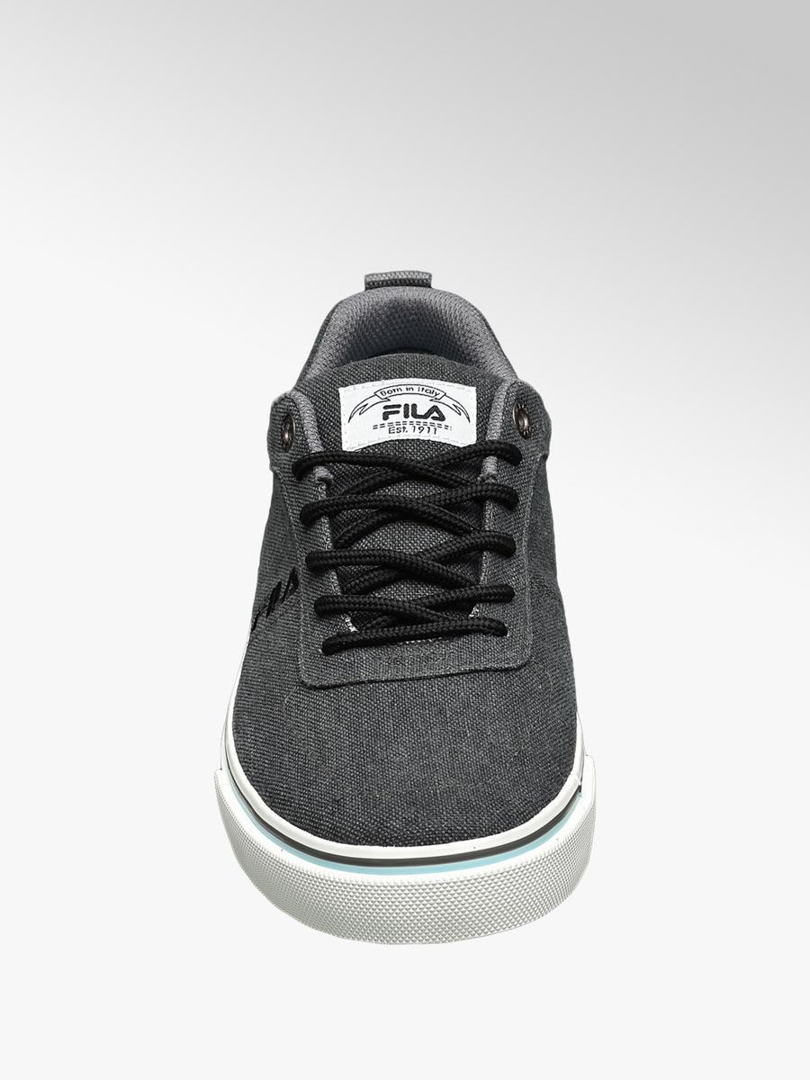 d3258f1c08c Fila Zwarte canvas sneakers - Gratis Bezorgd & Retour | vanHaren.nl