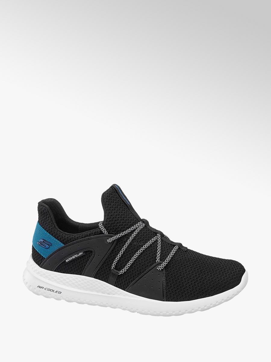 exkluzív választék új koncepció a legjobb hozzáállás Férfi sneaker fekete színben | Skechers | DEICHMANN