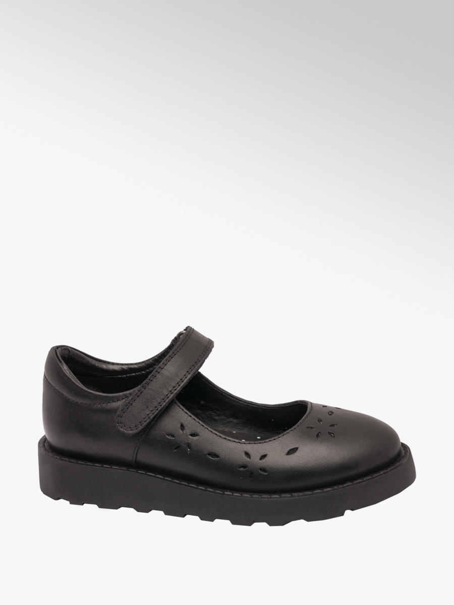 To acquire Tick Girls Black Touch Fasten Bar Plimsolls Shoe-81275 picture trends