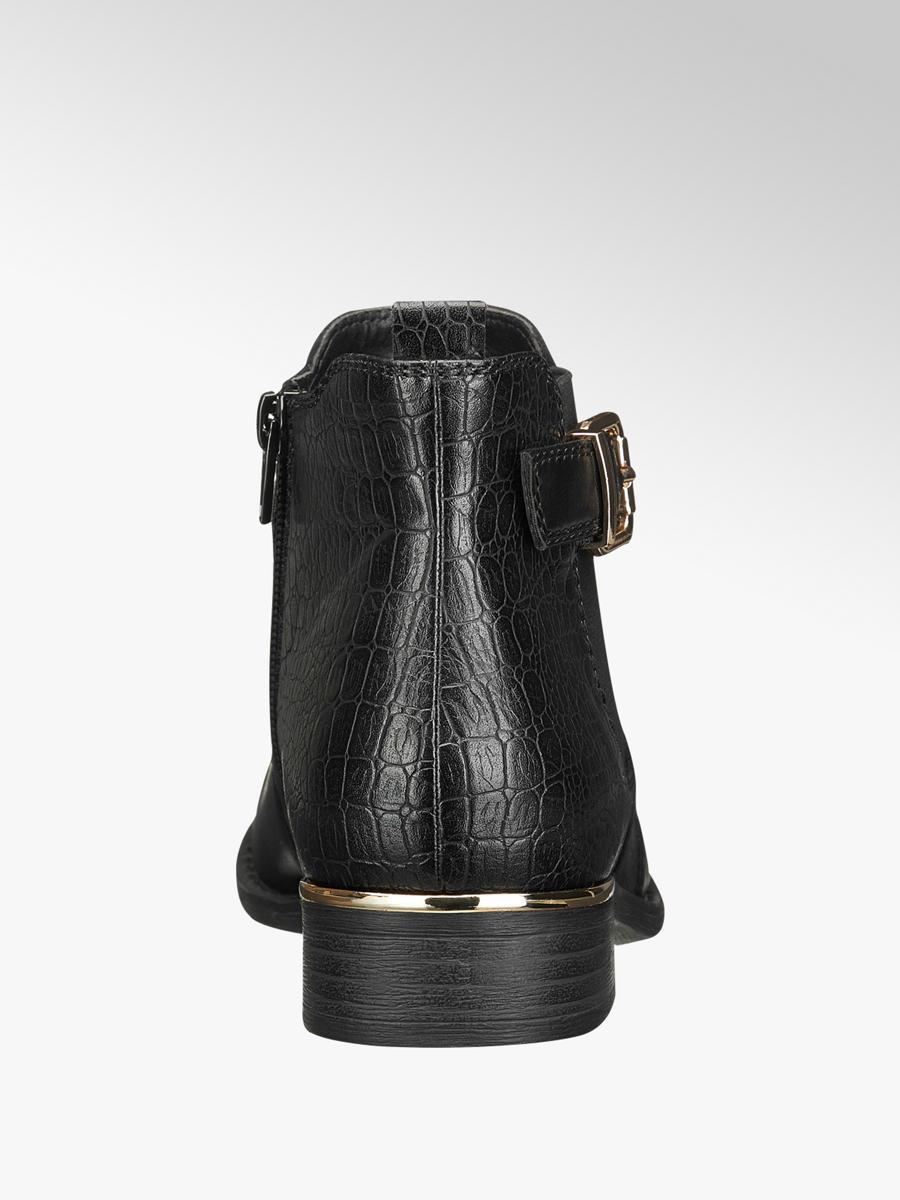 Graceland Ladies' Buckle Chelsea Boots