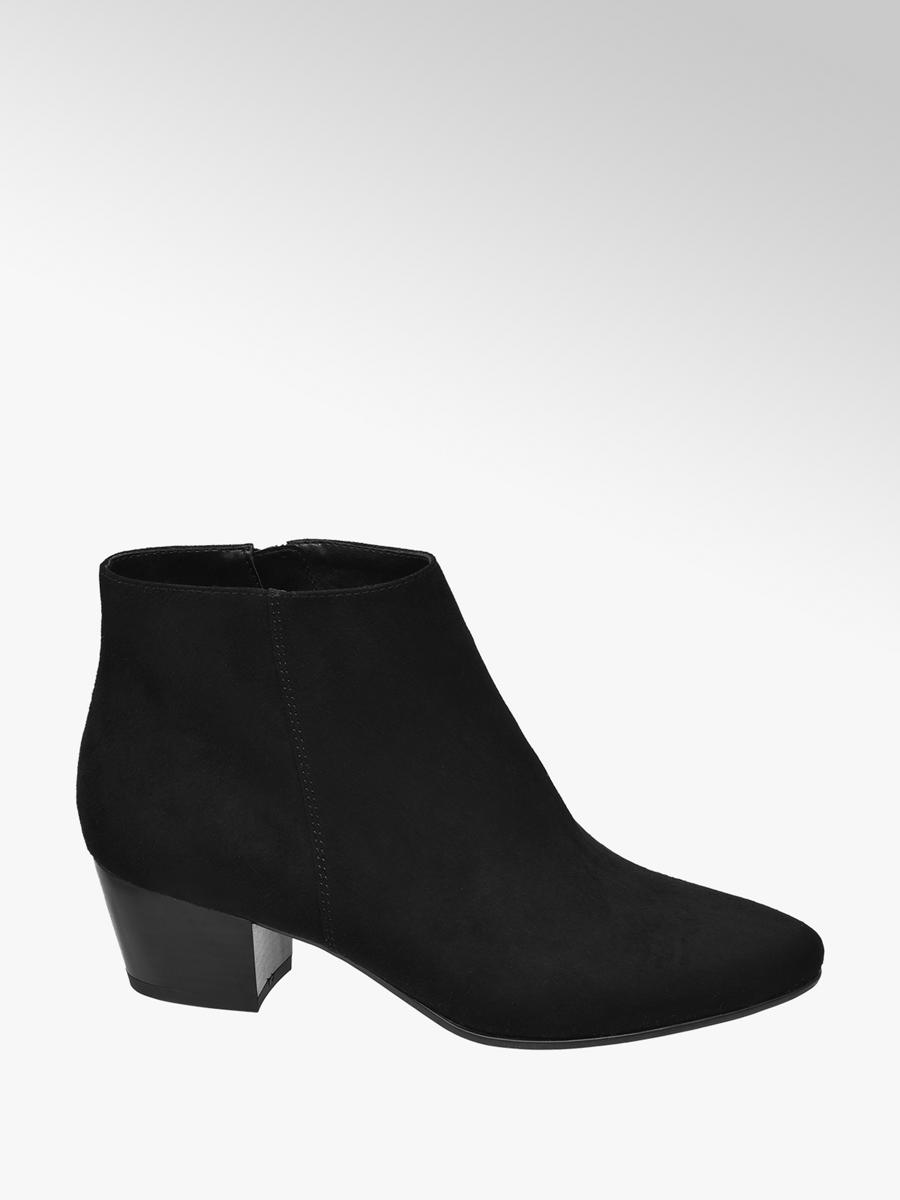 Graceland Ladies Heeled Ankle Boots