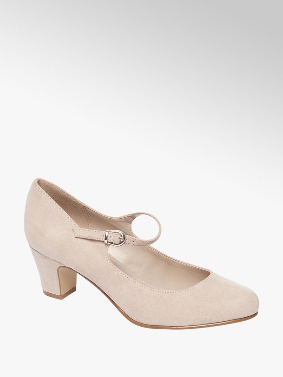 c70a0a50d0c Graceland Ladies Heeled Shoe Pink | Deichmann