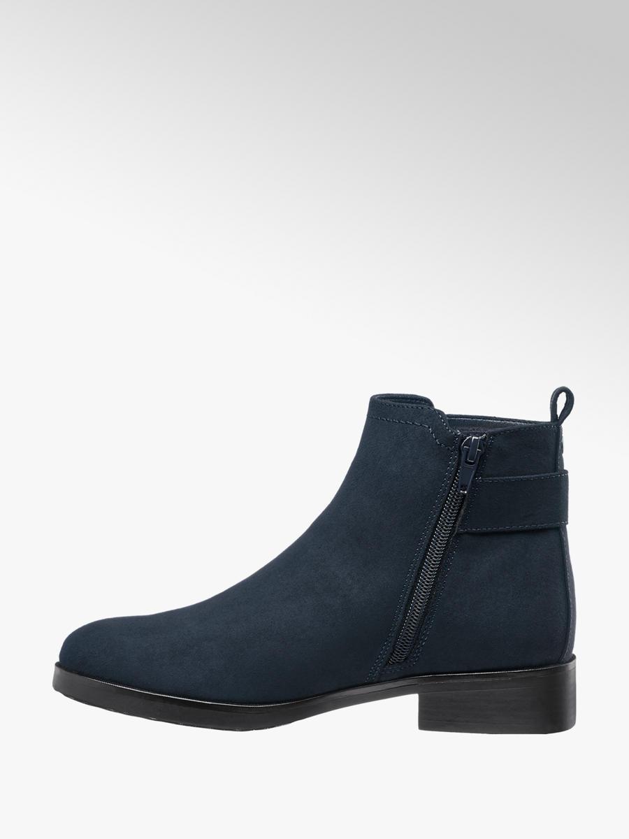 graceland ladies 39 navy chelsea boots deichmann. Black Bedroom Furniture Sets. Home Design Ideas