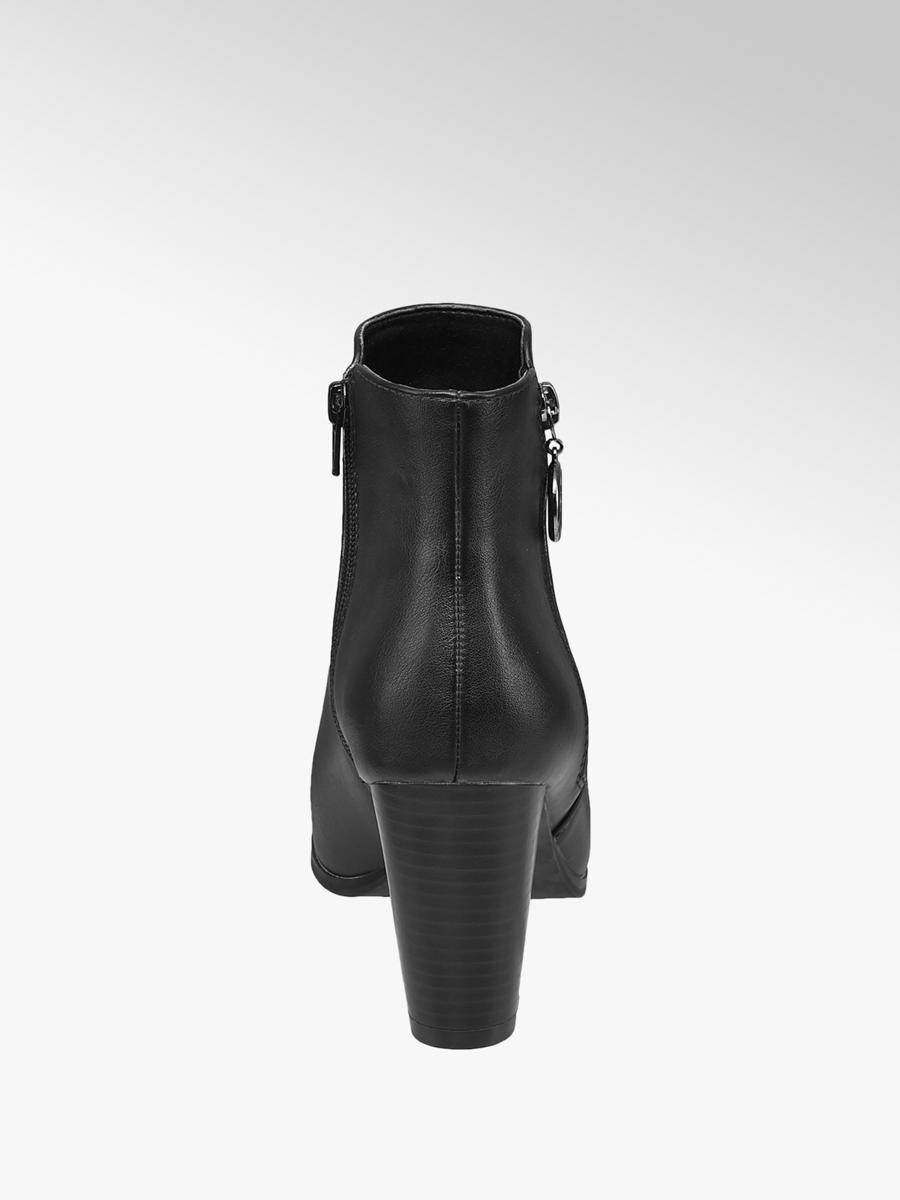 Graceland Ladies' Zip Detail Ankle