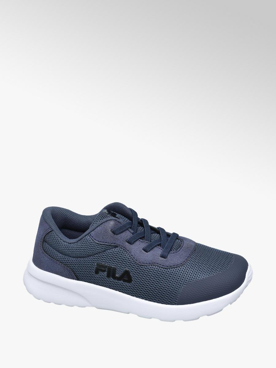 fffd0c6f Granatowe sneakersy dziecięce Fila - 1803001 - deichmann.com