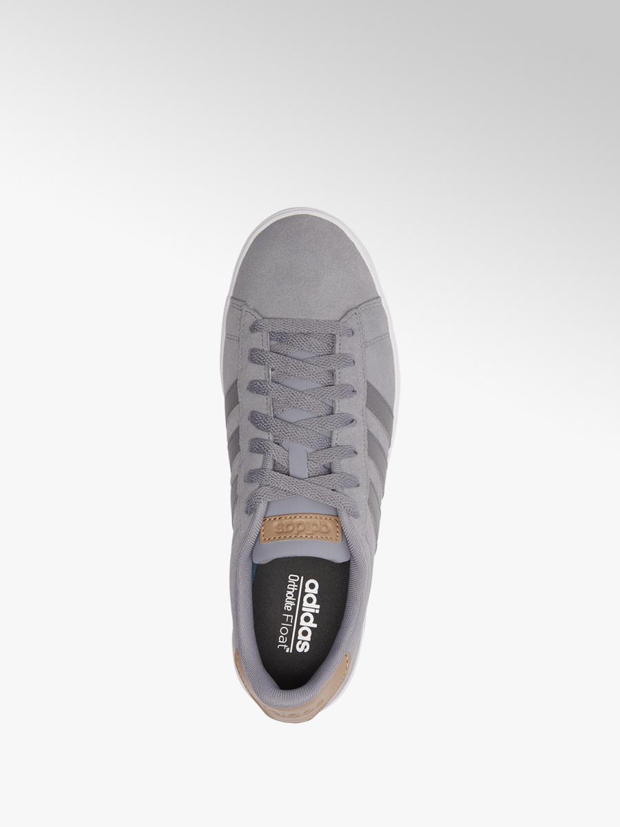 a093f3c7e71 Leer. adidas Grijze Daily 2.0