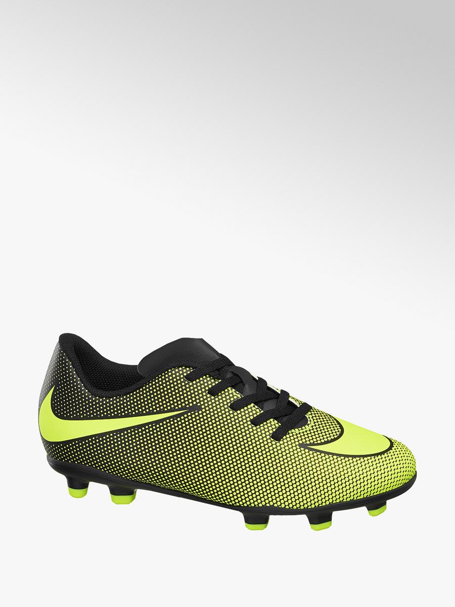 Gyerek JR NIKE BRAVATA II FG stoplis focicipő - Nike  7d14ecba95